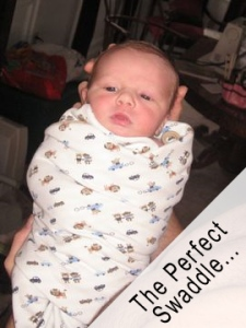 The Perfect Swaddle