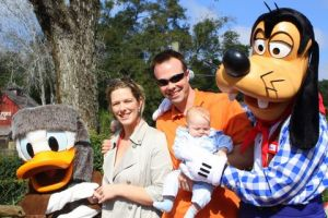 Goofy and fam!